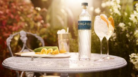 The Wingfield Spritz Cocktail