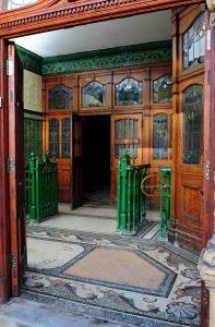 Victoria Baths Entrance