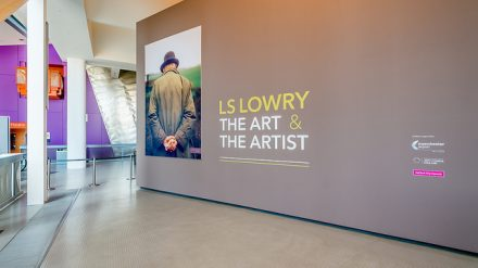 the art and the artist - LS Lowry