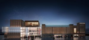 Artist's impression of Storyhouse