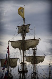 Tall Ships by Imogen Kate
