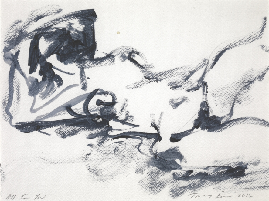 Northern Soul That Bed Tracey Emin And William Blake