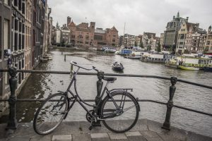 Amsterdam by Chris Payne