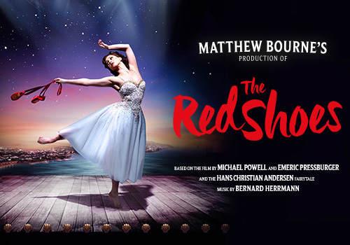 Lowry Theatre Red Shoes