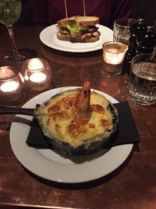 Fish Pie, The Refinery