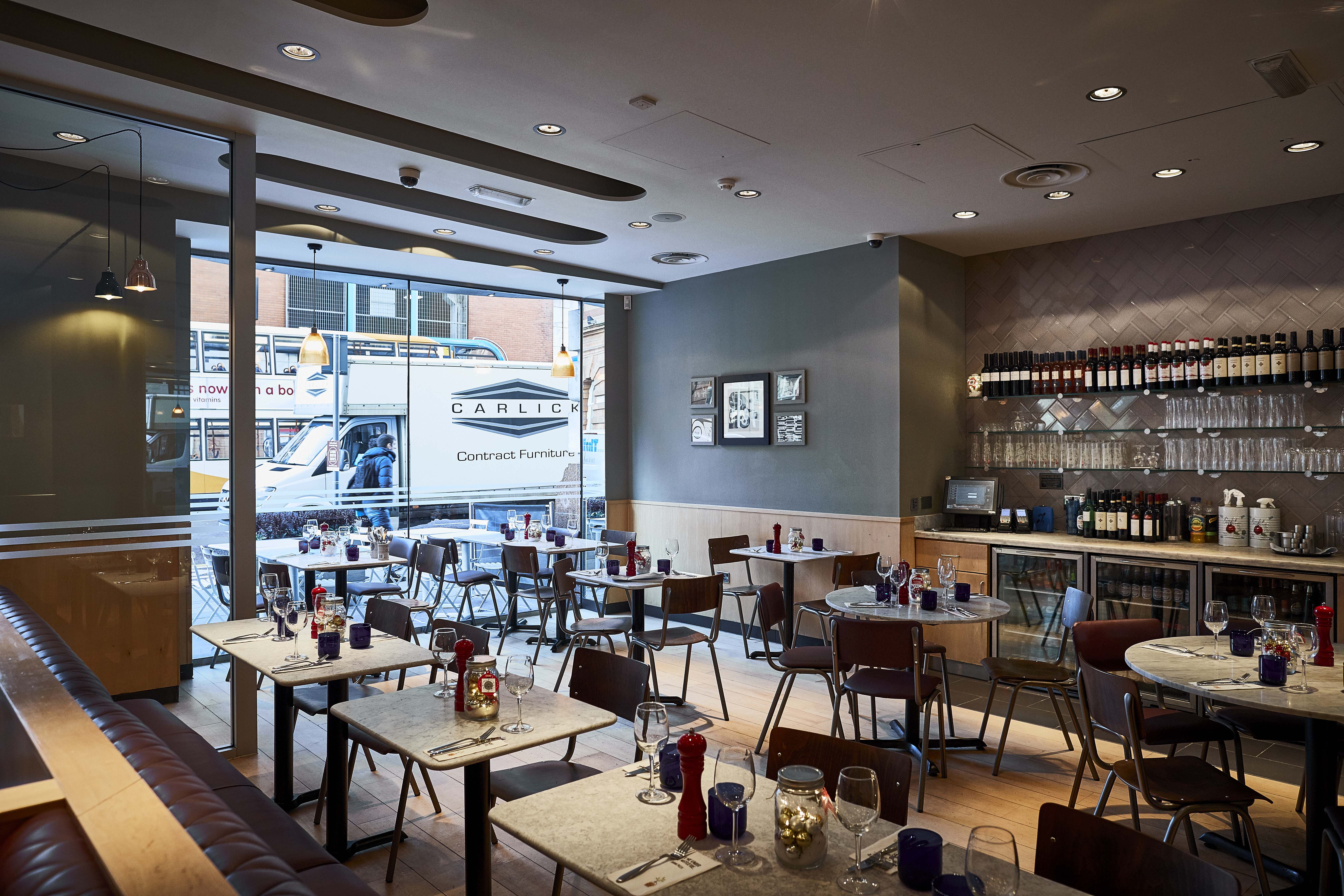 Northern Soul Pizza The Action We Review The Christmas Menu