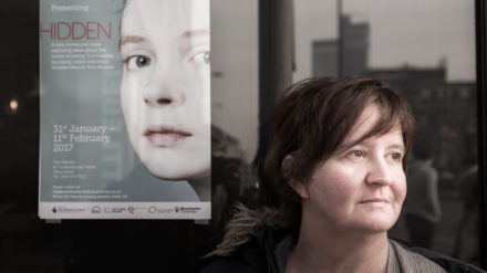 Julie McCarthy, Creative Producer at 42nd Street, Manchester (image by Paul Husband)