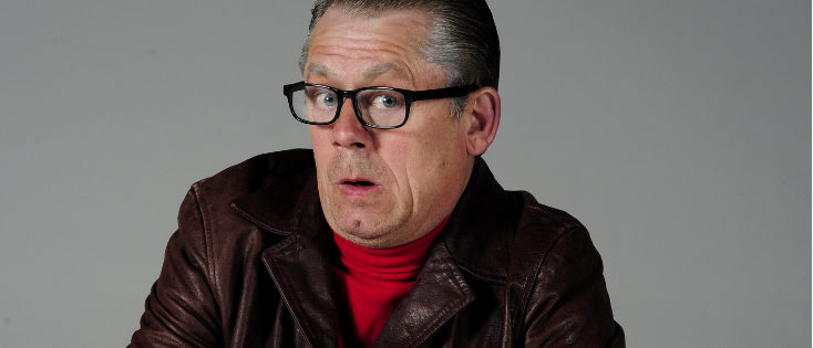 Graham Fellows talks sweets, Celebrity Mastermind and being John Shuttleworth