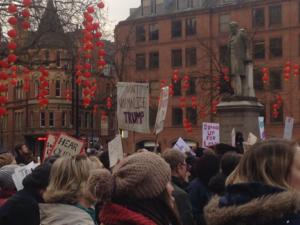 Women's March, Manchester