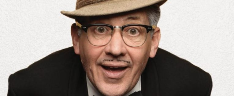Count Arthur Strong: Steve Delaney talks pantomimes, pensioners and The Sound of Mucus