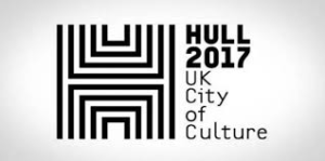 Hull: City of Culture logo