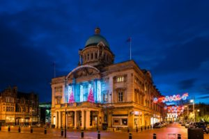 Hull City Hall - Hull (c) Neil Holmes Photography