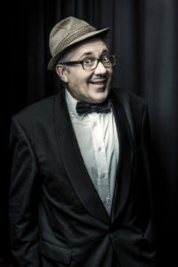 Count Arthur Strong, image by Daniel Gardiner