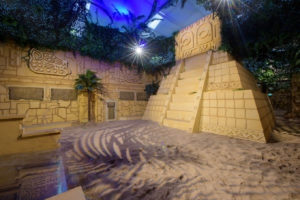 Aztec Zone, The Crystal Maze Experience, Manchester