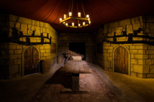 Medieval Zone, The Crystal Maze Experience, Manchester