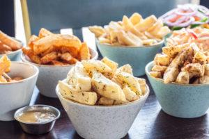 Chips, Handmade Burger Company