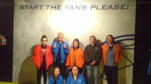 Northern Soul Team Photo, The Crystal Maze Experience