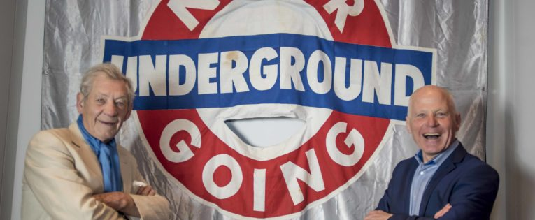 Photo Gallery – Sir Ian McKellen opens Never Going Underground: The Fight for LGBT+ Rights, People's History Museum