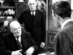 Mr Potter's Office, Its a Wonderful Life