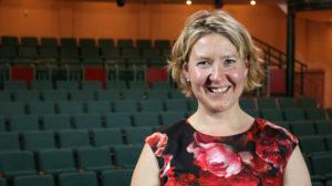 Victoria Firth Lawrence Batley Theatre director