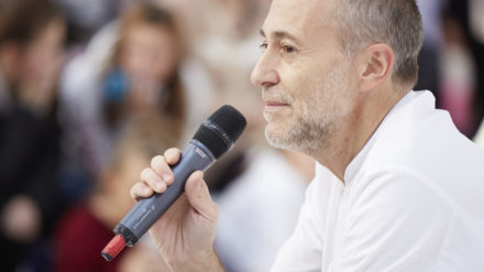 Michel Roux Jr, The Good Food Show