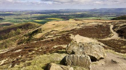 Yorkshire landscape by Paul Hunter