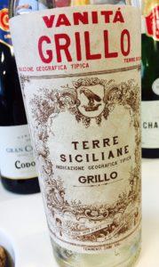 Vanita Grillo from Sicily