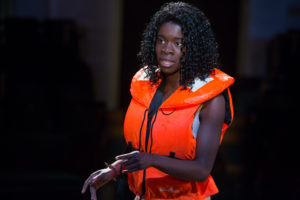 RET Twelfth Night - Faith Omole (Viola) image Jonathan Keenan