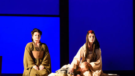 Madam Butterfly, photo by Bill Cooper