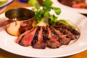 Steak from Bordelaise, London