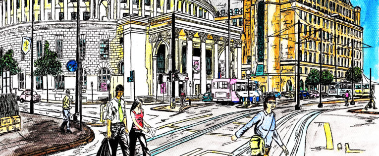 Picture Gallery: Manchester Sketch Book