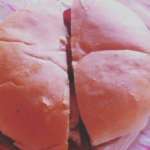 Breakfast barm from The Cozy Cafe in Edgeley