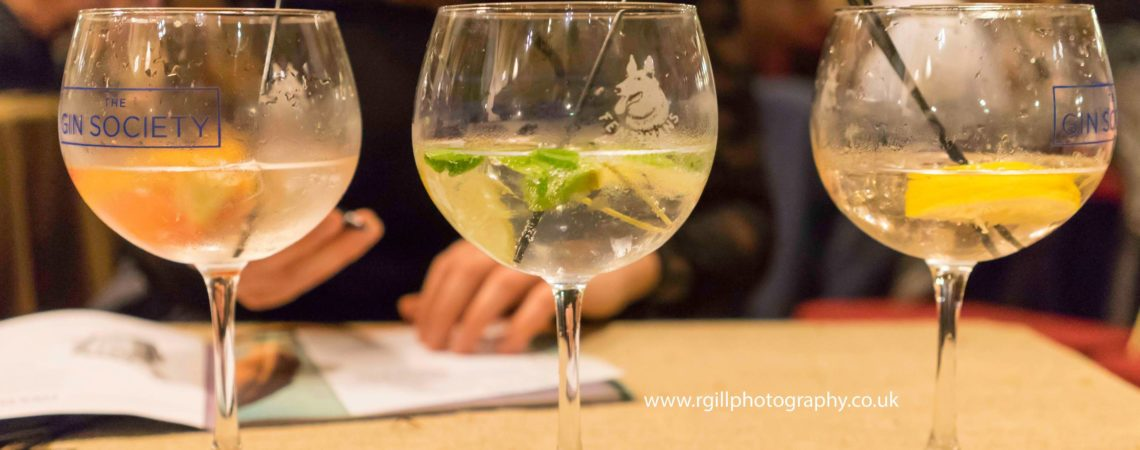 The Gin Society