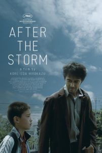 After the Storm directed by Hirokazu Koreeda, 2016