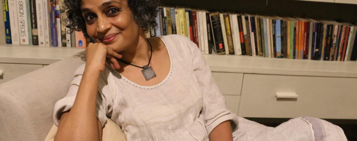Arundhati Roy credit Mayank Austen Soofi