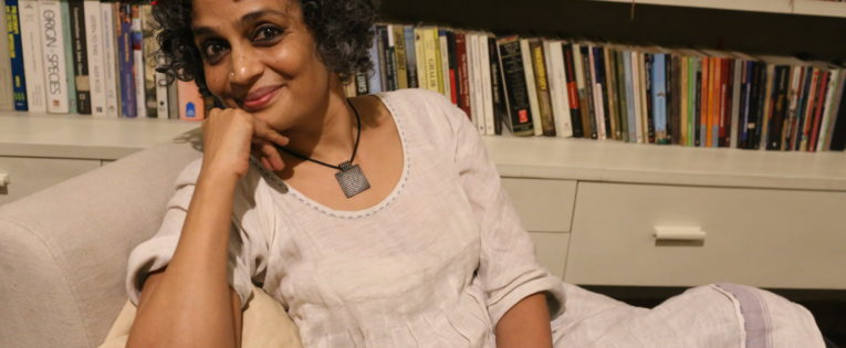 Review: Arundhati Roy, Royal Northern College of Music, Manchester