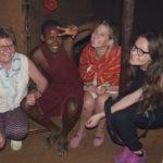 Maasai house, Kenya