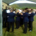 Fairey Band at Diggle