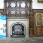 Fireplace, Great Hall, Astley Hall
