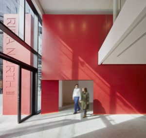 RIBA North - entrance ©Hufton Crow