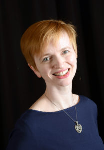 The Dukes Artistic Director, Sarah Punshon