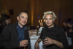 The Northern Soul Awards 2017 - Damon Fairclough and Lucy McNamara