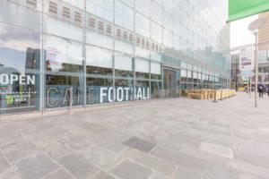 Cafe Football, Football Museum, Manchester