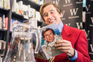 Alan Partridge, image by Paul Husband