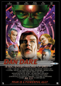 Dan Dare is back: we chat to the brains behind the revival of the sci-fi classic