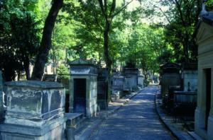 Père-Lachaise Cemetery, Parisinfo.com
