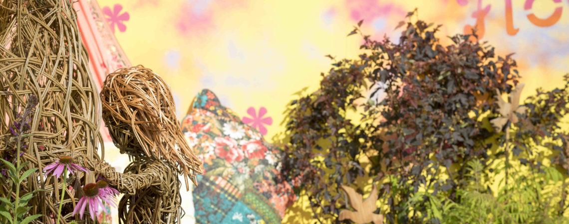 RHS Flower Show Tatton Park 24