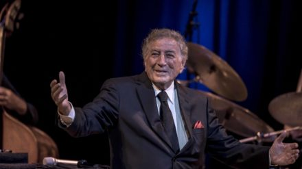 Tony Bennett, Bridgewater Hall, image by Chris Payne