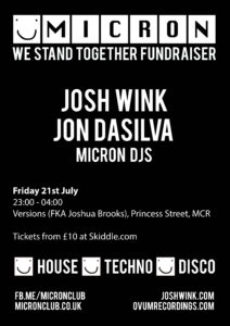 Micron fundraiser