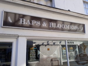 Baps and Bloomers